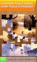 Screenshot of Jigsaw Puzzles
