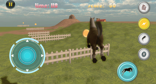 【免費模擬App】Horse Simulator 3D-APP點子
