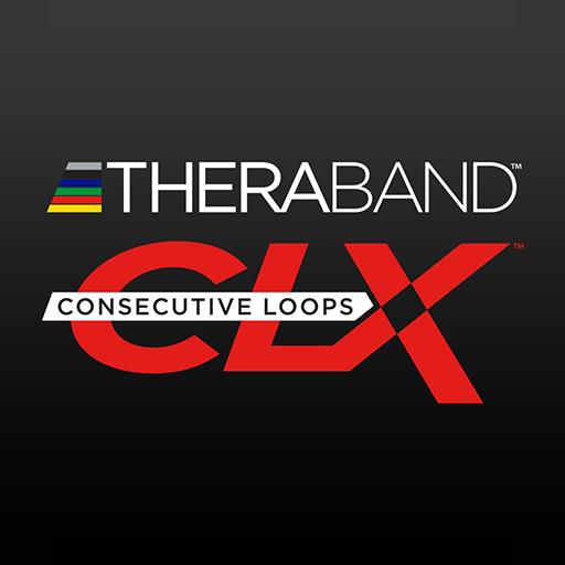 TheraBand CLX LOGO-APP點子