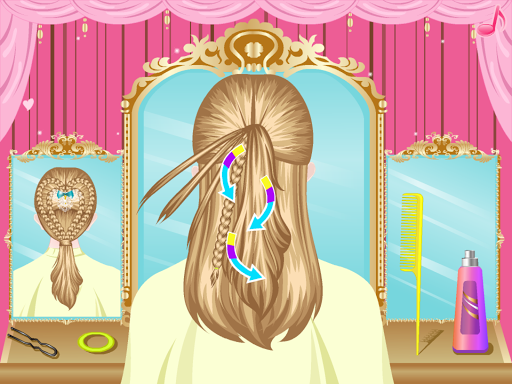 Super Braid Hairdresser HD
