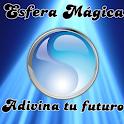 Esfera mágica adivina futuro icon