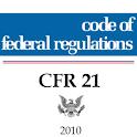 CFR Title 21 logo