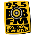 95.5 BOB-FM 80's, 90's icon