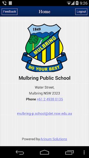 玩免費教育APP|下載Mulbring Public School app不用錢|硬是要APP