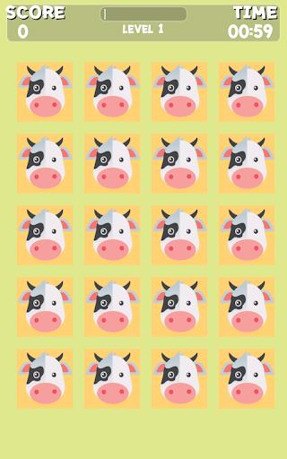 Zodiac Animal Memory Game