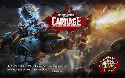 Warhammer 40,000: Carnage Screenshot 33