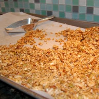 Granola Bars / Cereal (the perfect substitute for all those boxed cereals)