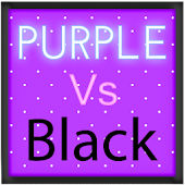 Pretty Purple vs Black Theme