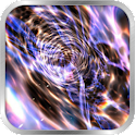3D Hyperspace Live Wallpaper