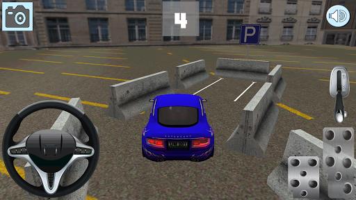 種族停車場3D遊戲