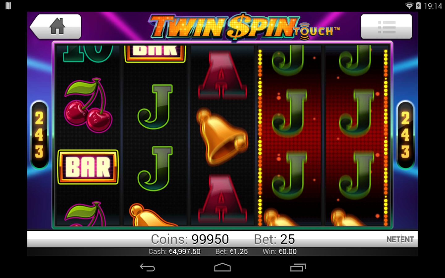Twin Spin Slots - screenshot