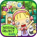 Hidden Object Kids - Emma Zoo icon