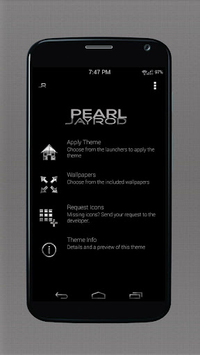 Pearl - Icon Pack