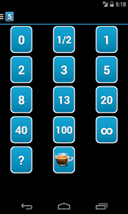 Scrum Poker Cards (Agile) - screenshot thumbnail