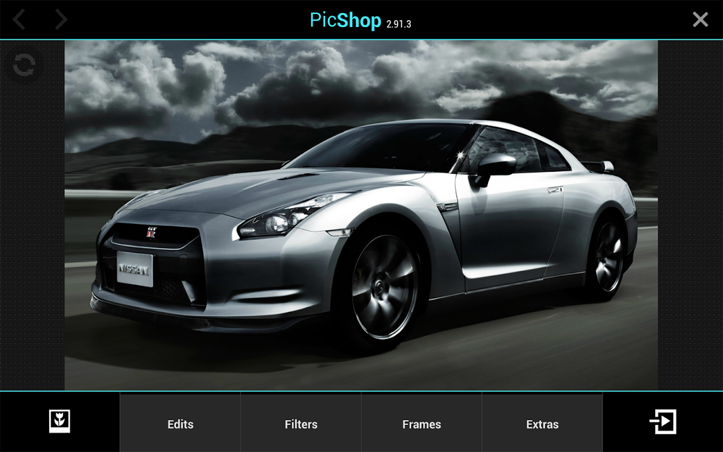 PicShop Lite - Photo Editor- screenshot