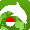 Dolphin Browser (Indonesia) icon