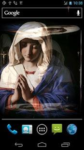 Catholic Live Wallpaper Free: miniatuur van screenshot