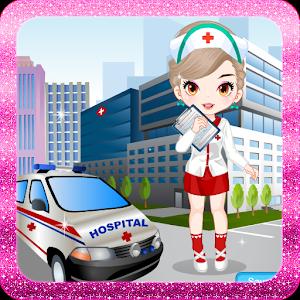 游戏的女孩护士 休閒 App Store-癮科技App
