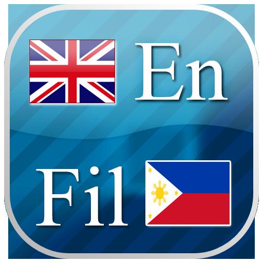 English - Filipino flashcards