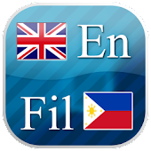 English - Filipino flashcards