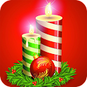 Christmas Candle LiveWallpaper icon