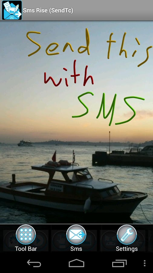Sms Rise (Sms Image, Video) - screenshot