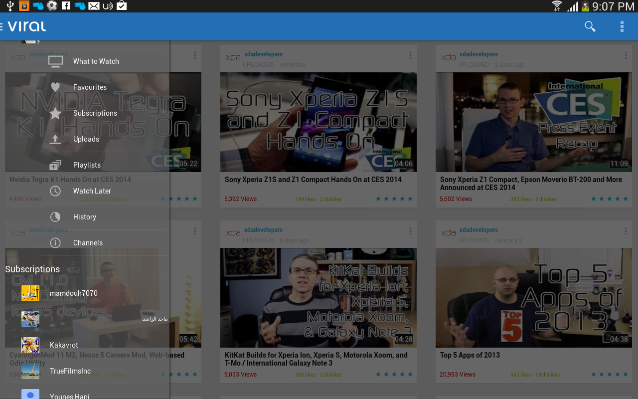 Viral Floating Youtube Popup - screenshot