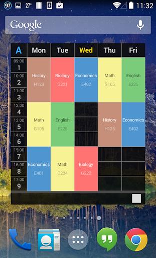 Handy Timetable 2.4.0 screenshots 6