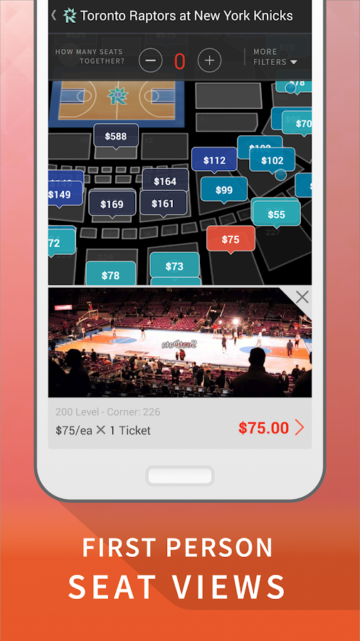 Rukkus Event Tickets- screenshot