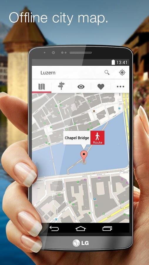City Guide Luzern- screenshot