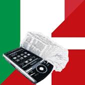 Danish Italian Dictionary