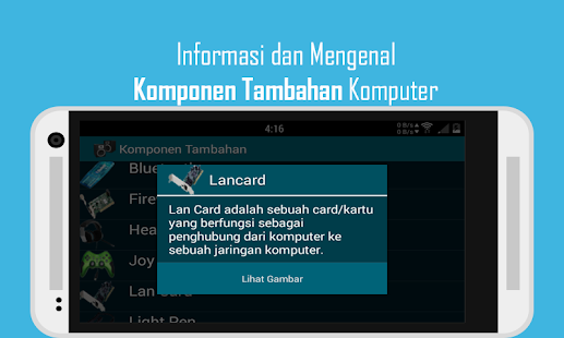 Belajar Hardware Komputer - screenshot thumbnail