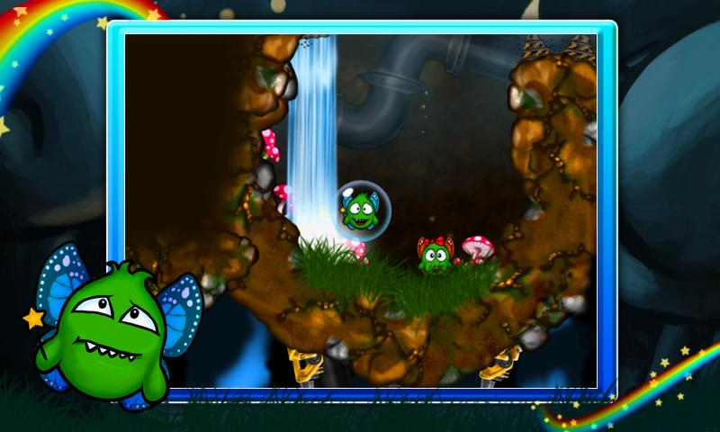 Harry the Fairy - screenshot