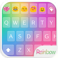 Rainbow Love Emoji Keyboard 3.1.8