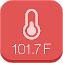 Fever Detector (Prank) icon
