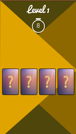 【免費休閒App】matching cards game-APP點子