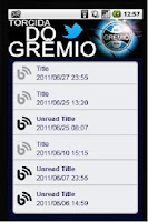 Screenshot of Torcida do gremio