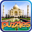7 Wonders Of The World Puzzles icon