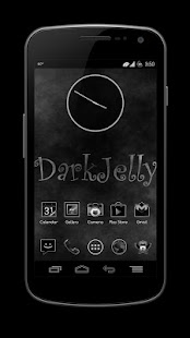 DarkJelly ROM Theme