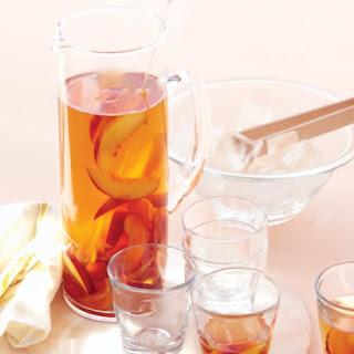 Sherry-Sangria Cocktails
