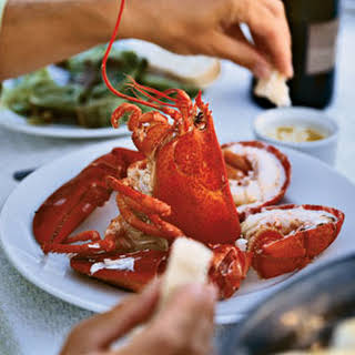 Boiled Lobster.