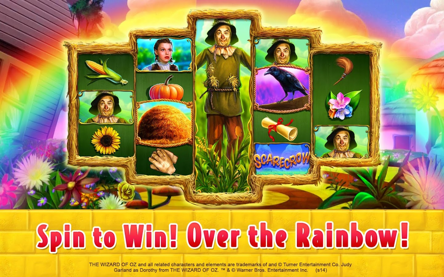 free slot machine wizard of oz