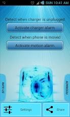 ������ ������� �� ������ ��������� Anti Theft Alarm 2013