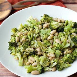 Broccoli White Bean Salad