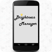 Auto Brightness Manager