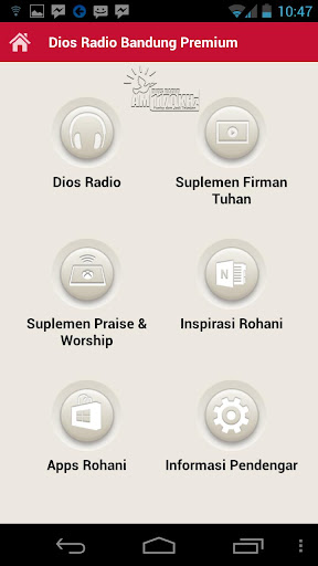 Dios Radio Bandung Premium