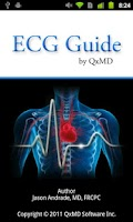Screenshot of ECG Guide by QxMD