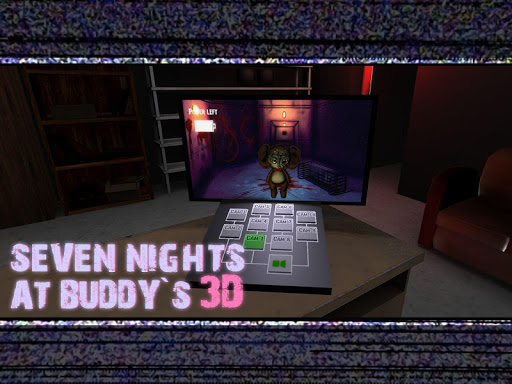 Seven Nights At Buddy's 3D Pro