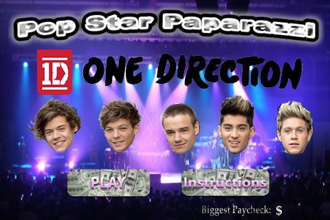 One Direction: Paparazzi