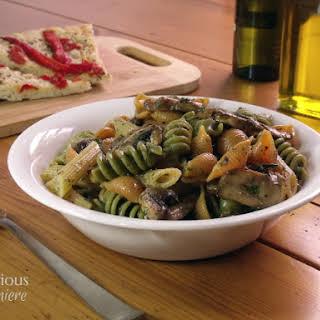 Mushroom Pasta Salad Recipes.